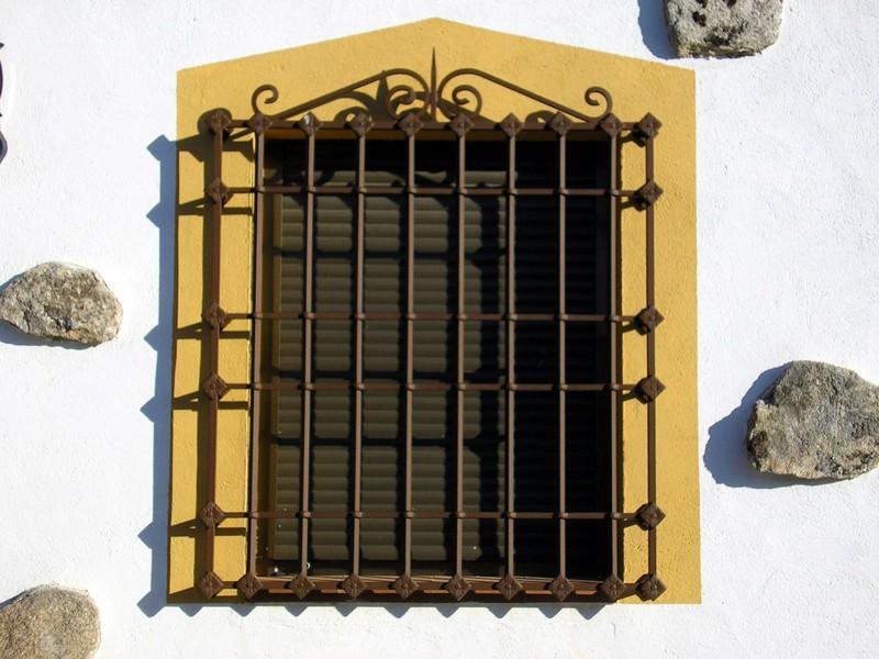 Rejas extensibles - Rejas de forja antiguas ...